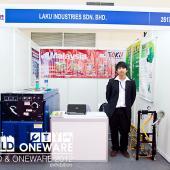 Laku's participation at OneBuild, Malaysia.