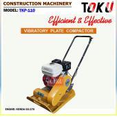 TKP-110 Vibratory Plate Compactor
