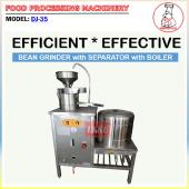 Bean Grinder with Separator with Boiler