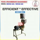 Rice Mill (DM-WZ Series)