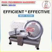 Meat Slicer (SAS-250)