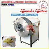 Ginger Cutting Machine (MP-111)