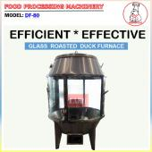 Glass Roasted Duck Furnace (DF-80)
