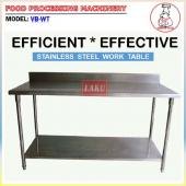 Stainless Steel Work Table (VB-WT)