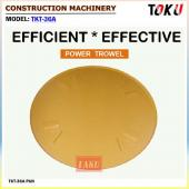 TKT-36A Concrete Trowelling Machine