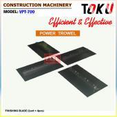 VPT-700 Concrete Trowelling Machine