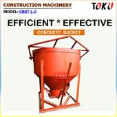 Concrete Bucket (CBST-1.0)