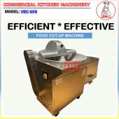 Food Cut-Up Machine with Speed Control (VBC-60S)