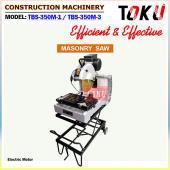 Masonry Saw (TBS-350M) Electric Motor