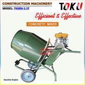 Mini Concrete Mixer (TKMM-3.5T) Gasoline Engine