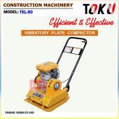 TKL-80 Vibratory Plate Compactor